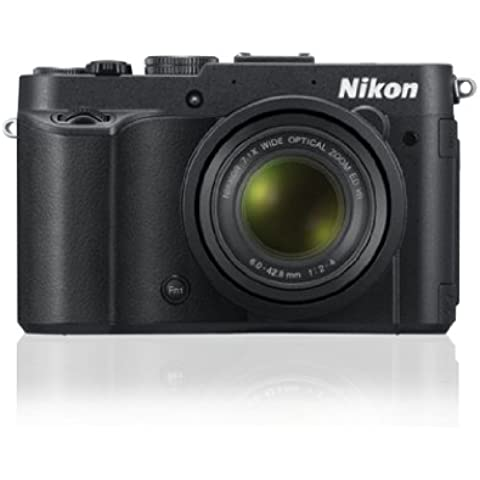 Nikon Coolpix P7700 - Cámara compacta de 12.2 Mp (pantalla de 3