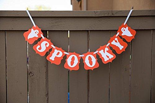 n Banner Auswahl, Halloween Party Dekorationen, von usa-sales Verkäufer 8x5.5 Spooky ()