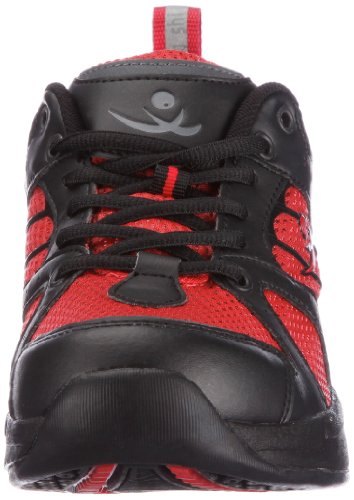 Chung Shi Comfort Step Tokyo 9102325, Chaussures tonifiantes femme Rouge-TR-F4-45
