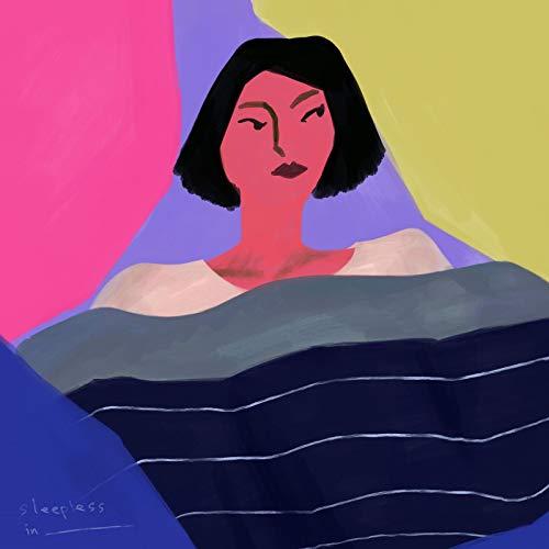 EP ALBUM : SLEEPLESS IN ____ (Incl. Lyrics Paper & Folded Poster)