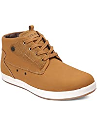 Red Chief Men's Leather Casual Shoes (RC2222)