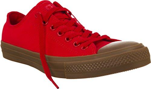 Sneaker Converse Zapatillas Converse Chuck II Rojo 41 5 Rojo