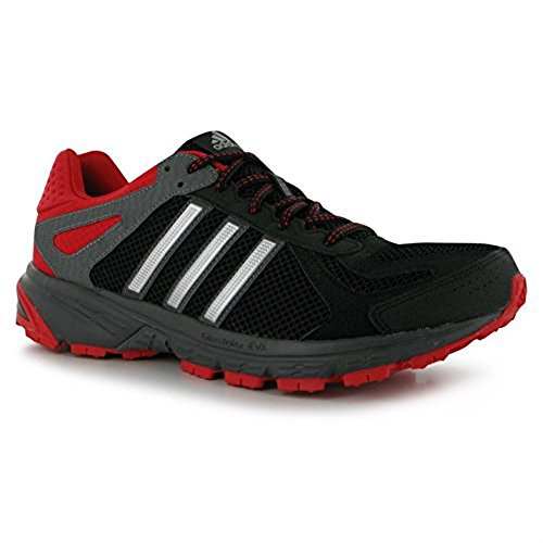 Adidas Mens Duramo 5 TR Running Shoes Trainers [ Black , UK 8 (42) ]