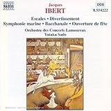 Jacques Ibert : Escales, Symphonie marine... [Import allemand]