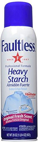 Faultless Spray Starch Heavy, 567 g