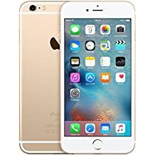 "Apple iPhone 6s Plus SIM única 4G 16GB Oro - Smartphone (14 cm (5.5""), 16 GB, 12 MP, iOS, 10, Oro)"