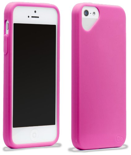 Cloud Olo-Cover per Apple iPhone 5, motivo P Cloud-Pink