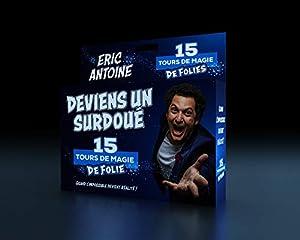 Megagic- DEVIENS UN SURDOUE - Estuche de Magia Eric Antoine, E12