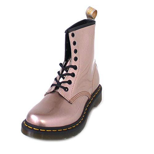 Dr. Martens Airwair Damen Stiefeletten 1460 Vegan 24865716 Gold 688062 -