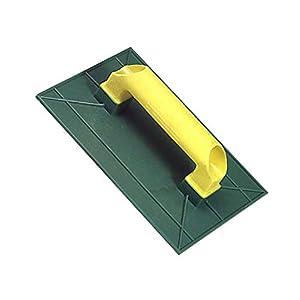 WOLFPACK LINEA PROFESIONAL 2270002 Talocha plástico Amarilla Rugosa 275×185 mm