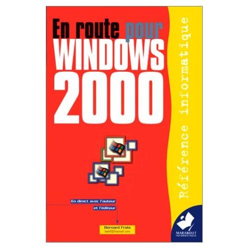 En route pour Windows 2000