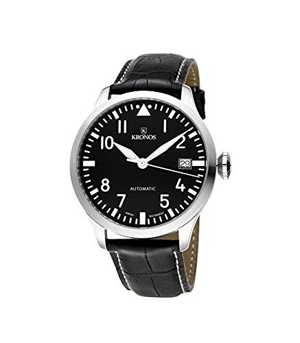 kronos-pilot-automatic-black-99055-reloj-de-caballero-automatico-correa-de-piel-negra-color-esfera-n