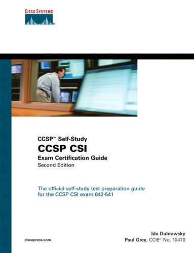 CCSP CSI Exam Certification Guide
