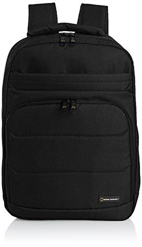 National Geographic Borsa ZAINO uomo porta PC 17p e Tablet N00710.06 (Zaino National Geographic)