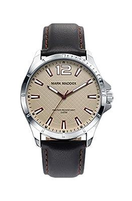 Reloj Mark Maddox - Hombre HC6021-45 de Mark Maddox