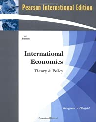 International Economics: Theory and Policy by Paul R. Krugman (2008-07-03)
