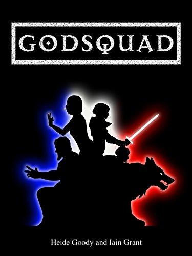 Godsquad (Clovenhoof Book 3) (English Edition)