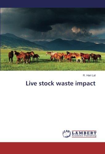 Live stock waste impact par  R. Hari Lal