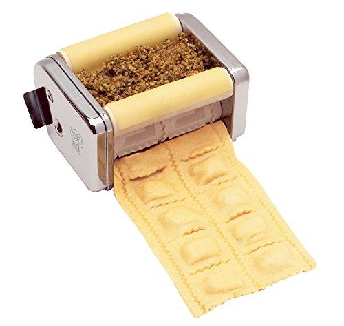 PastaAid Ravioli Zubehör für Nudelmaschine Julia 150 und Julia 150 Roller