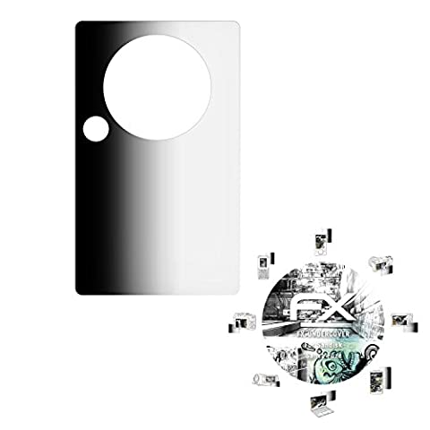 Sandisk Sansa Fuze Blickschutzfolie - atFoliX FX-Undercover 4-Wege Sichtschutz Blickschutzfilter Displayschutzfolie