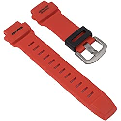 Casio Pro-Trek Ersatzband Resin orange PRW-3500Y-4 10491497