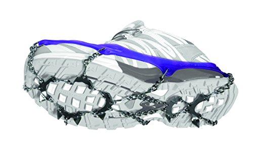 Snowline Chainsen Light - leichte Spikes, Schneekette, Grödel für Stiefel, Bergschuh