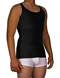 Underworks Mens Extreme Gynecomastia Chest Binder Tank Top