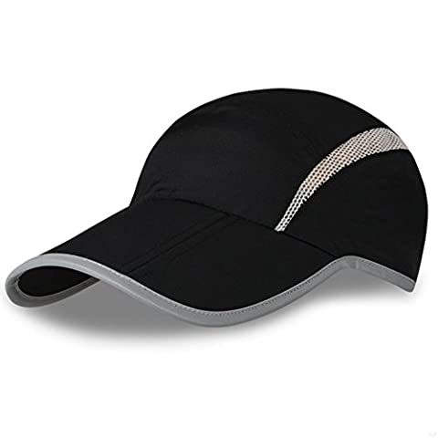 SLBGADIEME Lightweight Breathable Soft Hiking Hat Outdoor Running Cap Quick