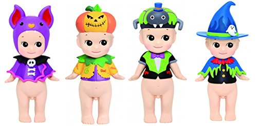 New Sonny Angel 2016 Halloween Series Collection - One Assorted - Limited Edition by Dreams & Co.