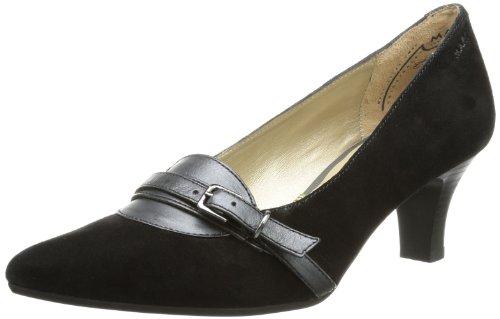 Marc Shoes Marita 1.407.14-21 Damen Pumps Schwarz (black 100)