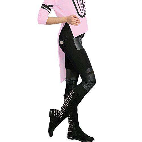 meinice-stampa-elegante-rosa-a-maniche-lunghe-retro-shirt-pink-large