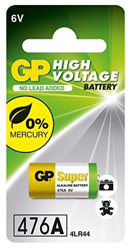 GP BATTERIES HIGH VOLTAGE 476A