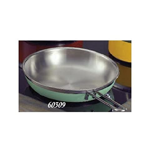Bon Chef 60309 Classic Country French Collection Saute Pan/Skillet, 3
