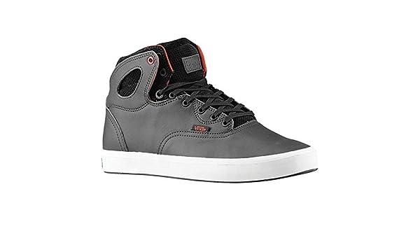 115eaa99c6 Vans Men s OTW Bushwick (Perf) Black White Skateboarding Shoes US 12   Amazon.co.uk  Shoes   Bags