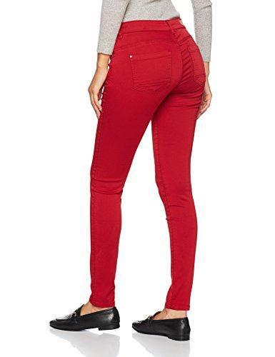 Bonobo Damen Straight Jeans Rouge (Rouge)025