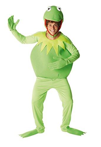 Preisvergleich Produktbild Rubie's Kermit-Kostüm Muppets Show für Herren - L