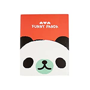 Kit de bloc notes memo et marque pages repositionnables panda kawaii