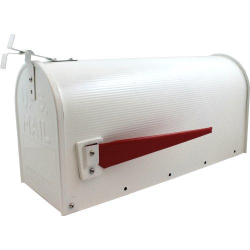 US Mailbox Weiß - 5