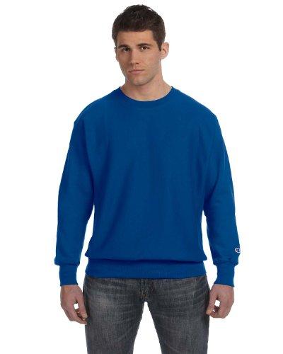 ChampionHerren Sweatshirt Blau