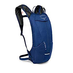 410DWEwJCPL. SS300  - Osprey Katari 7 Men's Hydration Pack with 2.5 L Hydraulics LT Reservoir