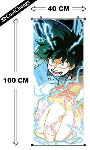 CoolChange Poster enrollar /Kakemono My Hero Academia