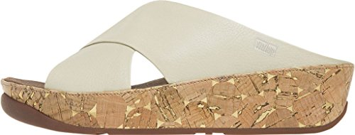 FitFlop Kys, Sandales femme 194 Urban White