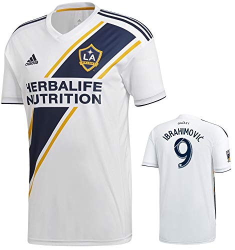 Soccer Jersey Los Angeles Galaxy Maglia Ibrahimovic' Home 2019-20 (L)