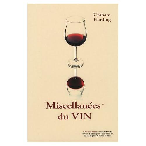 Miscellanées du Vin