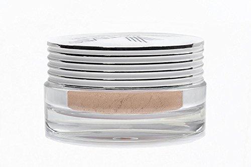 Mineral Puder/Puder Make Up/Puder / Mineral Foundation gelblich- hell/für helle, gelbliche oder olivfarbene Hautgrundtöne 6 g