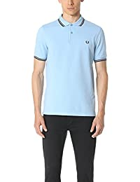 Fred Perry Twin Tipped Shirt Glacier, Polo