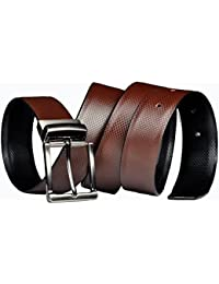 KAEZRI Men's Reversible Belt | Black/Brown(1 year Guarantee)-belt for men casual-belt for men formal-gifts for men-belts for men-belts for men formal branded-belts for men casual stylish leather-belts for mens-belt leather
