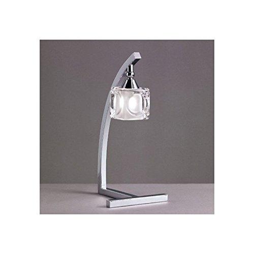Lampe à poser Baroque Glaçon à LED