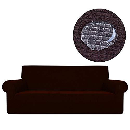 Copridivano per divano, Copridivano antiscivolo impermeabile Copridivano universale Copridivano per divano in poliammide pieno ed elastico universale Copridivano per mobili elastico (Copertine Just)