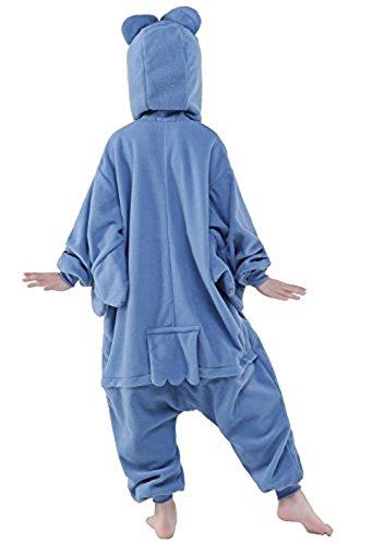 Kenmont Bambini Unicorno Pigiama Animale Kigurumi pigiamas Cosplay Costumi Tuta Carnevale Halloween Natale Camicie da Notte Owls